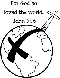 Small Picture john 316 coloring pages COLORING PAGE JOHN 3 16 Free Coloring