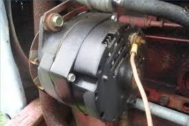 how to wire an alternator on a tractor ehow wire an alternator on a tractor