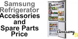samsung refrigerator spare parts india