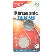 <b>Батарейка Panasonic Power Cells</b> CR2032, цена за блистер 2 шт ...