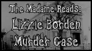 「Lizzie Borden in the court」の画像検索結果