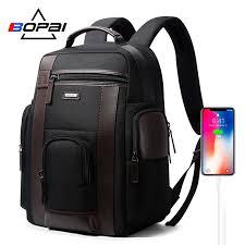 BOPAI <b>Multifunction</b> Large Capacity Laptop <b>Backpack Anti Theft</b> ...