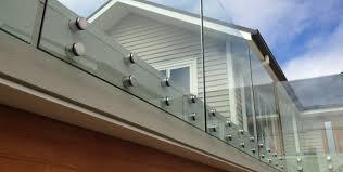 glass railing standoffs