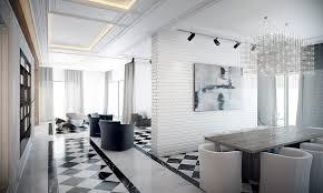 Marble Floor Kitchen Inspiration Idea Black And White Floor Tile Kitchen This Black And