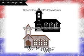 Church Svg Designs 2 Church Cutting Files Church Svg Church Cut File