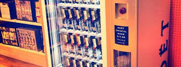 Moet Vending Machine For Sale Magnificent The Champagne Vending Machine VinePair