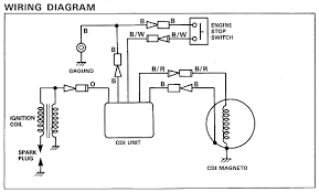 cdi wiring diagram cdi image wiring diagram yamaha blaster cdi wiring diagram the wiring diagram on cdi wiring diagram