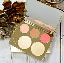 becca x jaclyn hill chagne face palette swatches review photos pics prosecco pop