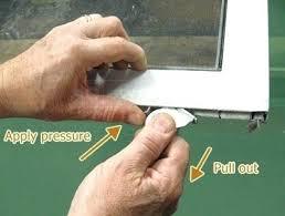 anderson sliding screen door replacement removing the roller from a sliding screen door andersen sliding glass