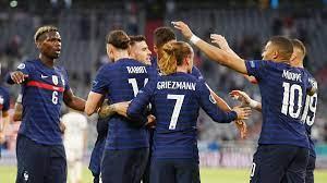 ยูโร 2020 : ภาพชุด ฝรั่งเศส เฉือนชนะ เยอรมนี 1-0 ฟุตบอล ยูโร 2020