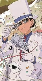 Kaito kid | Wiki | Detective Conan & Magic Kaito. Amino