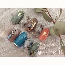 夏海リゾートハンドフラワー Ancherirのネイルデザインno3325173