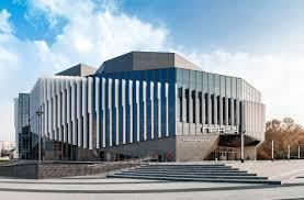 Киноконцертный зал Пенза  Киноконцертный зал Пенза Фотография © Игорь Ермоленко Архитектурное бюро Март