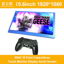 E&M <b>15.6 Inch Capacitive Touch</b> 1920*1080 IPS Display LCD ...