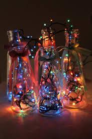 Bottle Light Ideas Bottle Lamps Magical Party Decor Idea