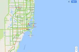 google maps will mark closed roads live as hurricane irma hits