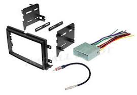 ford f150 wiring harness ebay ford f150 trailer wiring harness diagram ford stereo radio dash installation mounting kit trim f 150 wiring harness & ant (fits ford f 150)