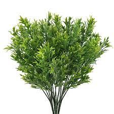cattree artificial shrubs bushes plastic grass fake plants