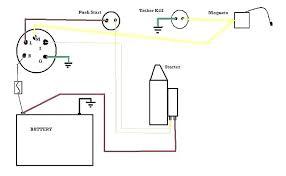 ignition wiring diagram lawn mower Lawn Mower Wiring Schematics Lawn Mower Solenoid Wiring Diagram