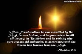 Religious Christmas Quotes Delectable When Herod Realized He Was Outwitted Religious Christmas Quote