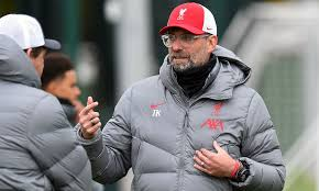 Help for people and communities. Jurgen Klopp We Know The Importance Of The Derby For Our People Liverpool Fc