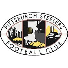 pittsburgh steelers primary logo 1945 1961