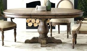 dining room furniture round pedestal table sets light wood large lighting leaves white circle kitchen small narrow with leaf drop