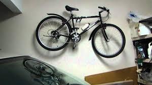 diy garage bike racks
