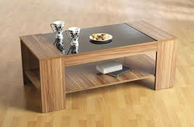 oval coffee tables with storage table wood and glass solid oak living room lounge furniture drawers