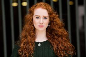 Photos of natural redheads