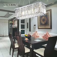 chandelier modern dining room modern rectangular crystal chandelier dining room length com crystal chandelier dining room chandelier modern