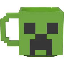 Minecraft Creeper Ceramic Sculpt Mug ...