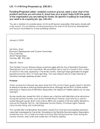 Proposal Letter Sample For Advertising Refrence Advertising Proposal