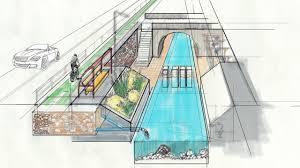 Sketchbook Pro Interior Design Doing Architectural Concept Sketch In Autodesk Sketchbook