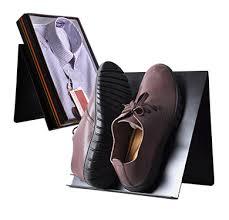 T Shirt Stand Display Black poster shoes man T shirt N shape desktop display rack 51