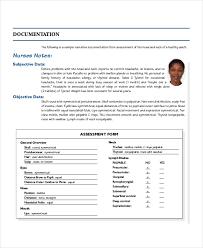 Nursing Narrative Charting Examples Free 4 Nursing Note Examples Samples In Pdf Examples