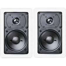 definitive technology in wall speakers. definitive technology uiw55 rectangular in-wall speakers in wall