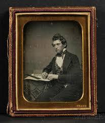 dating daguerreotype mats
