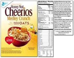 pin by mokalo on women s nutrition honey nut cheerios throughout honey nut