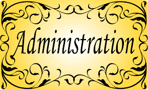 Image result for administration word