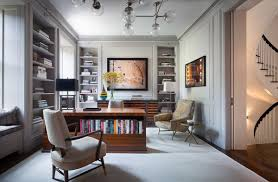 Shawn Henderson Interior Designer Eclectic Office And Study In New York Ny By Shawn Henderson