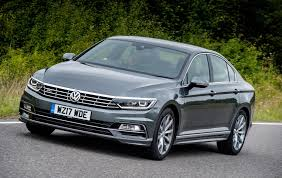 2017 VW Passat and Tiguan Get Four New TSI Engines in Britain ...