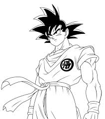 Small Picture 50 best super saiyan goku coloring pages images on Pinterest
