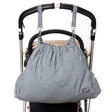 Designer Baby Stroller Gitta Carryall Stroller Diaper Bag Designer Baby Organizer Travel Storage Holder Bag Insulated