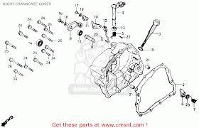 cov r crankcase for tlr200 reflex 1986 g usa california order at cov r crankcase photo
