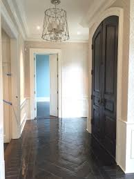 Kitchens With Saltillo Tile Floors Design Indulgence Before And After Staining Saltillo Tile