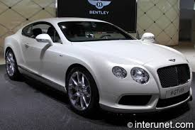 2015 Bentley Continental GT - Information and photos - ZombieDrive
