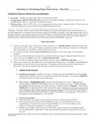 psychology essay format psychology research papers writing psychology papers of