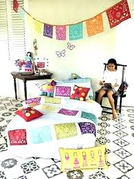 bedding style designs for inspired bedspreads absolutely ideas mexican unique