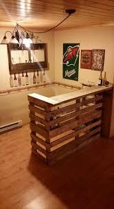 diy pallet bar. DIY Pallet Bar | 99 Pallets Diy E